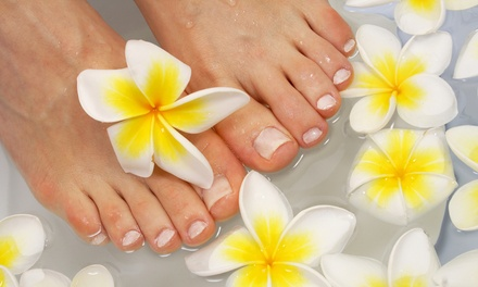 One or Three Ionic Foot Detox Treatments at Cleansing Waters Wellness Center (Up to 46% Off)