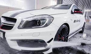 Myjnia ROYAL WASH: Kompleksowe czyszczenie auta: 4 pakiety do wyboru od 35,99 zł w Royal Wash w Katowicach (do -52%)