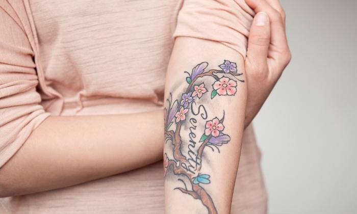 Wykonanie Tatuażu Nirwana Tattoo Factory Groupon