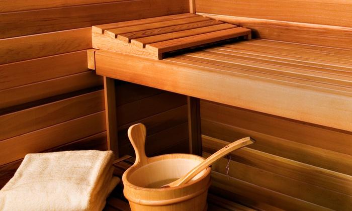 Escape Salon - Keizer: Three, Five, or Seven 30-Minute Infrared-Sauna Sessions at Escape Salon (Up to 65% Off)