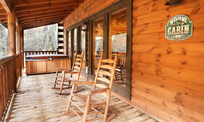 Mountain air cabin rentals in sevierville tn groupon for Deals on cabins in gatlinburg tn