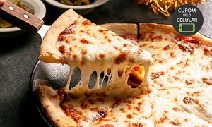Pizzaria e Cantina Nicoluccio: Rodízio de pizza para 1, 2, 4 ou 6 pessoas (opções com festival de massas) na Pizzaria e Cantina Nicoluccio – Tucuruvi