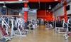 3 meses de acceso libre al gym
