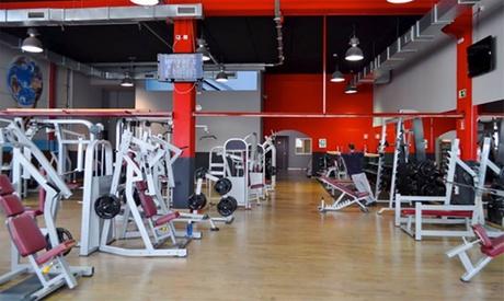 3 meses de abono gym y acceso a actividades dirigidas sin límite de horario por 39,95 € en Gimnasio Gym Butarque