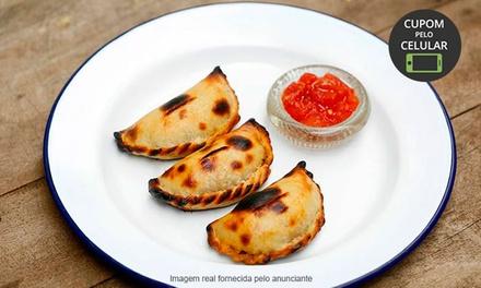 Laap Costumbres Argentinas – Águas Claras: 3 empanadas + bife ancho com até 2 acompanhamentos