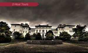 Eerie Tours: From $15 for a 2-Hour Aradale Asylum Tour with Eerie Tours (From $35 Value)