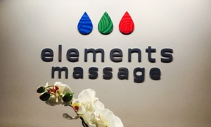 Elements Massage- Brea: Up to 53% Off 60 or 90 Minute Massage at Elements Massage- Brea