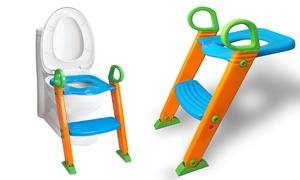 Portable Potty Training Ladder Step Seat