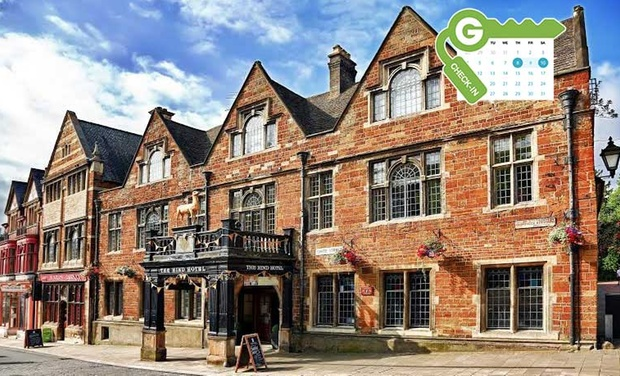 Northamptonshire Stay For Two With Wine