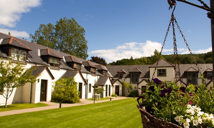 groupon.co.uk - Perthshire: Two-Night Cottage Stay for Up to Eight People at Moness Resort