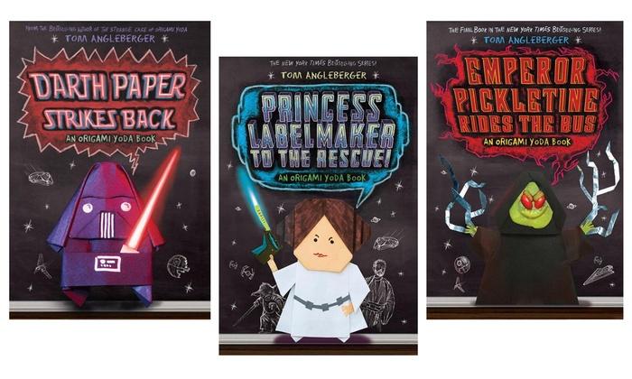 Two origami yoda books in W4 Hounslow für 6,00 £ zum Verkauf | Shpock DE | 420x700