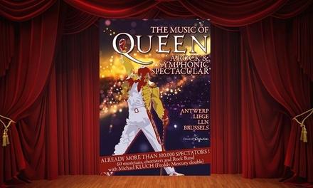 Vivez un concert unique avec le sosie de Freddie Mercury
