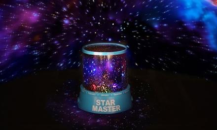 1, 2 o 3 proyectores de estrellas Star Master