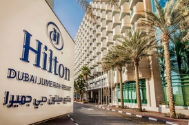 The Spa at The Hilton Dubai Jumeirah: One- or Three-Month Gym, Pool and Spa Membership at The Spa at The Hilton Dubai Jumeirah (Up to 46% Off)