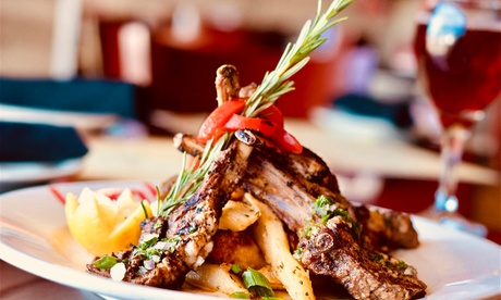 Dinner and Drinks at Zuckerello's Italian Restaurant (Up to 40% Off). Two Options Available.