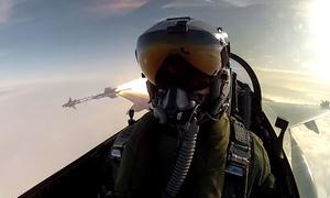 Simulateur de vol avion de chasse Laives
