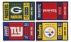 """Team Sports America NFL 30""""x18"""" Turf Mat"""