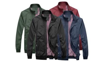 Men's Falcon Harrington Jacket