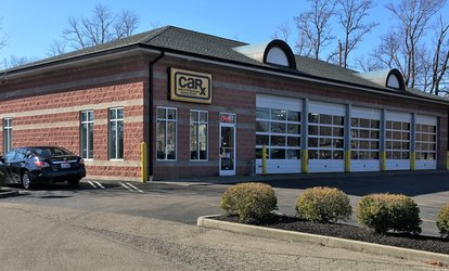 Oil Changes at Car X Tire And Auto (Up to 40% Off). 42 Options Available.