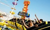 $27.95 for Unlimited Ride Wristband at Pacific Park