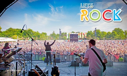 Let's Rock London - The Retro Festival featuring UB40, 28 July, Clapham Common, London (Up to 46% Off)
