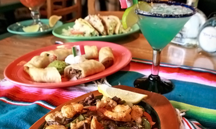 Mi Ranchito Restaurant & Cantina - Multiple Locations: $10 for $20 Worth of Mexican Cuisine at Mi Ranchito Restaurant & Cantina