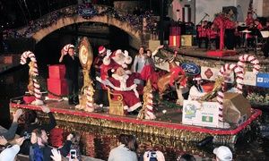 Ford Holiday River Parade: Front-Row or Second-Row Seating for the Ford Holiday River Parade on November 25, 2016