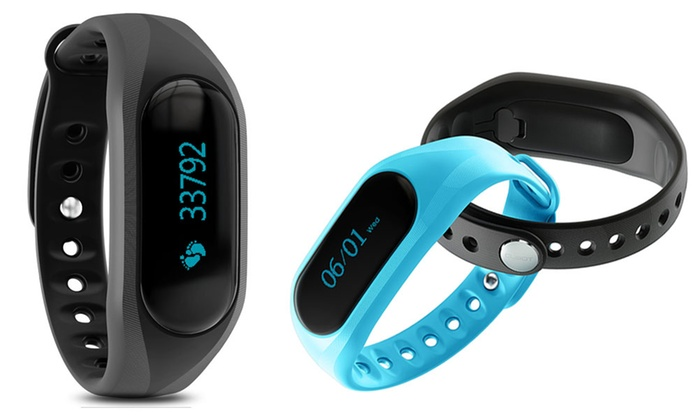 TINYDEAL TRADING LIMITED: $25 for a CUBOT V1 Bluetooth Smart Bracelet