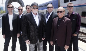 4 Tickets to the Beach Boys: The Beach Boys on Saturday, August 20, at 7 p.m.