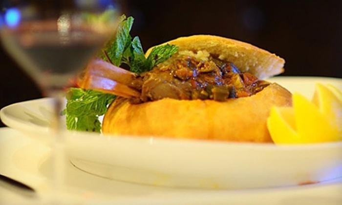 Al Wadi Restaurant - Upper Washington - Spring Street: Lebanese Dinner for Two or Four or $7 for $15 Worth of Lebanese Lunch at Al Wadi Restaurant