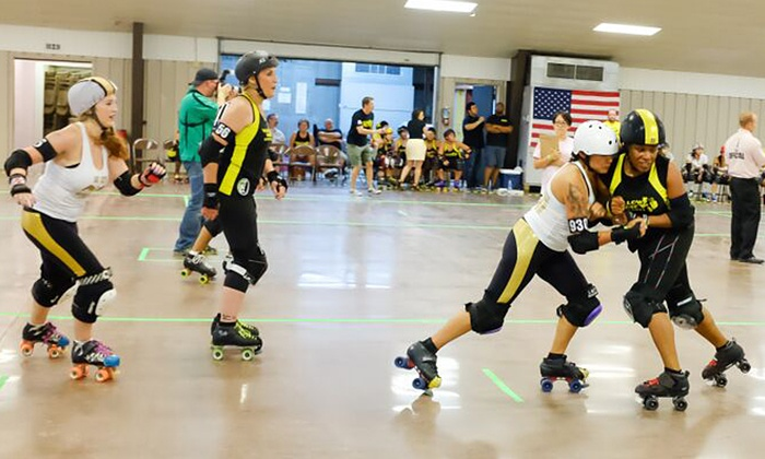 Yellow Rose Derby Girls - Fort Bend County Fairgrounds: Yellow Rose Derby Girls Doubleheader at Fort Bend County Fairgrounds on Saturday, February 27 or March 12 at 6 p.m.