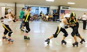 Yellow Rose Derby Girls: Yellow Rose Derby Girls Doubleheader at Fort Bend County Fairgrounds on Saturday, February 27 or March 12 at 6 p.m.
