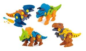 1 à 4 jeux de construction et d'assemblage de dinosaures
