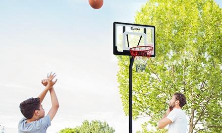 Everfit Basketball Hoop: 2.1m ($99) or 2.6m ($139)