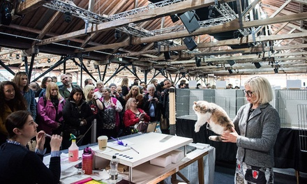 LondonCats International Show, 19–20 October at Winter Gardens
