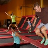 Up to 53% Off Open Jump or Party at Air Trampoline Sports
