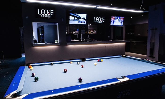 LeCue - Buttonville: Up to 50% Off Billards and Beer at LeCue