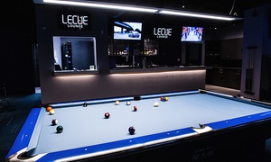 LeCue: Up to 50% Off Billards and Beer at LeCue