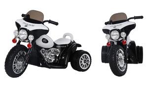 Moto de police électrique 3 roues