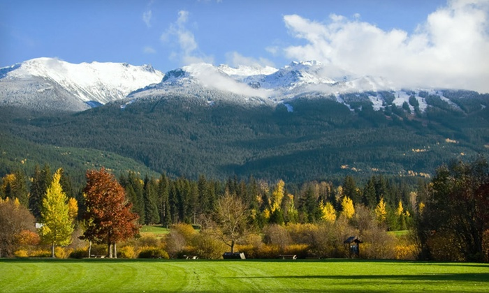 Blackcomb Lodge - Whistler: One- or Three-Night Stay for Up to Four at Blackcomb Lodge in Whistler Village, BC