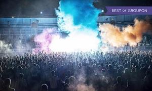 Agence Intégrale: 1 place pour le Color Summer Festival le samedi 19 août 2017à 18 € à Fréjus