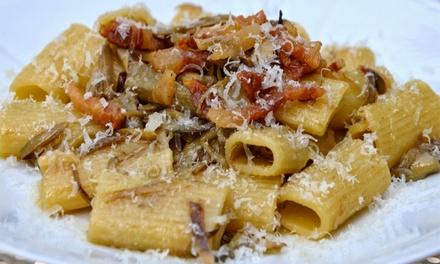 Menu di carne con vino a Terni a 29,90€euro