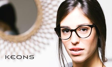 Gafas de sol o graduadas con entrega a domicilio o recogida en tienda desde 19,95€ en Keons