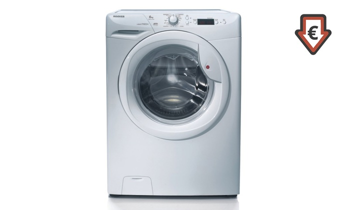 hoover waschmaschine a groupon goods. Black Bedroom Furniture Sets. Home Design Ideas