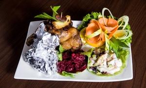 Restauracja Alizze: Oryginalna kuchnia polska w restauracji Alizze w Gdańsku – 24,99 zł za groupon wart 40 zł i więcej opcji (do -40%)
