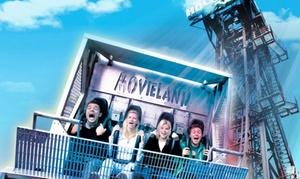 Movieland Parco: Movieland Park- Ingresso per adulto o bambino al parco pensato per chi ama il cinema
