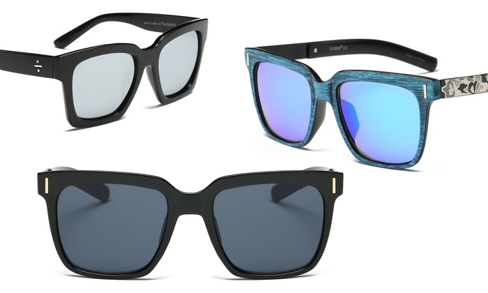 MMK Collection by Dasein Wayfarer or Walker Sunglasses for Men and Women