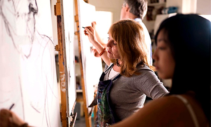 Phoenix Center for the Arts - Downtown Phoenix: Three-Hour Art Workshop for One or Two at Phoenix Center for the Arts (Up to 69% Off)