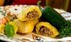 Gus' Empanadas and More - Northwest Side: Colombian Food at Gus' Empanadas and More (Up to 40% Off). Two Options Available.