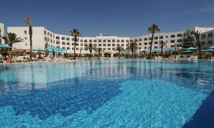 ✈ Hammamet-Tunisie : 7 nuits en All Inclusive au Vincci Nozha Beach 4* avec et vols A/R depuis Paris Orly ou Lyon